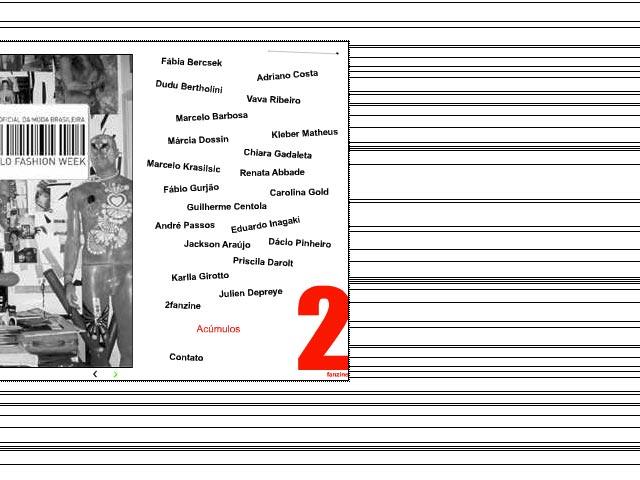 2fanzine #2 by Fiveblackcats