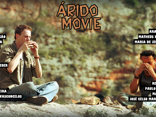 Arido Movie by Fiveblackcats