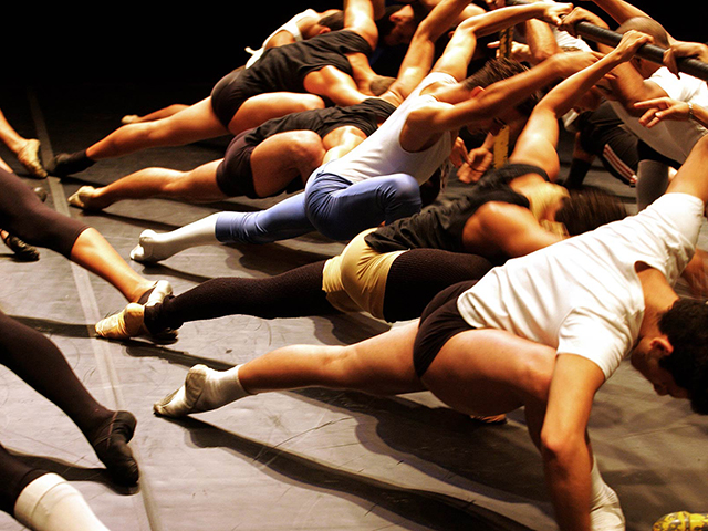 São Paulo Dance Company by Fiveblackcats