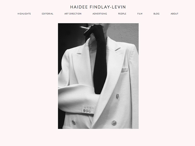 Haidee Findlay-Levin by Fiveblackcats