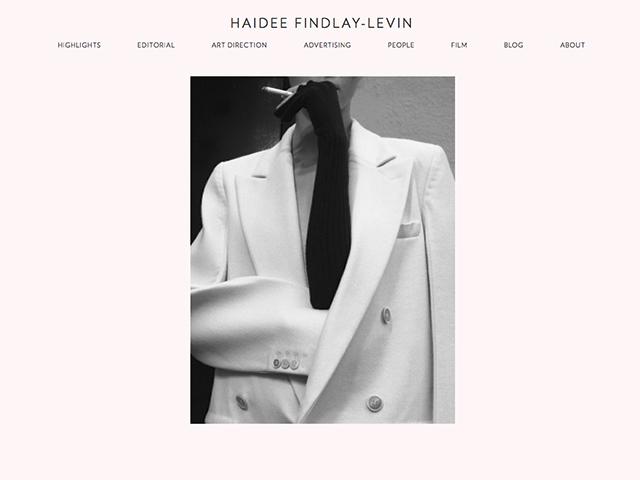 Haidee Findlay-Levin